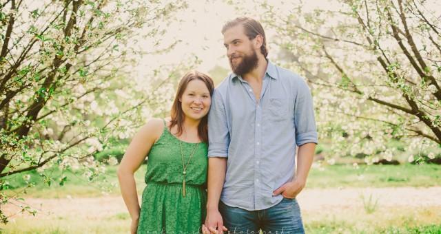 Steve & Ashley | Winston-Salem Engagement